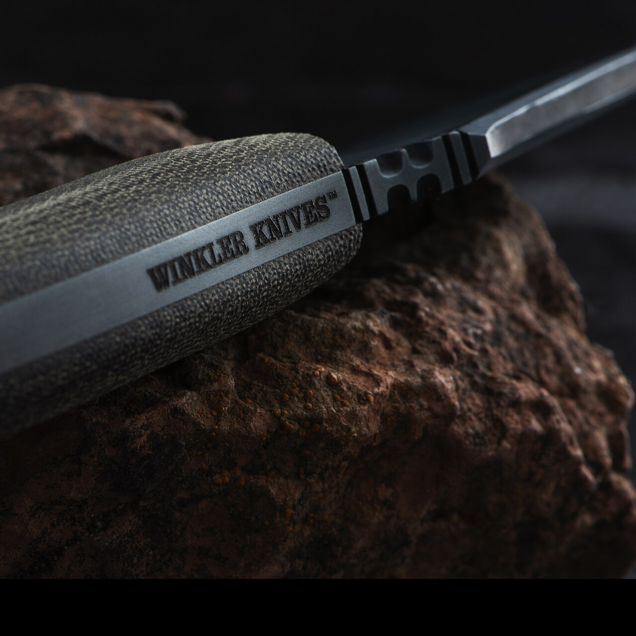 Winkler Hunter Micarta