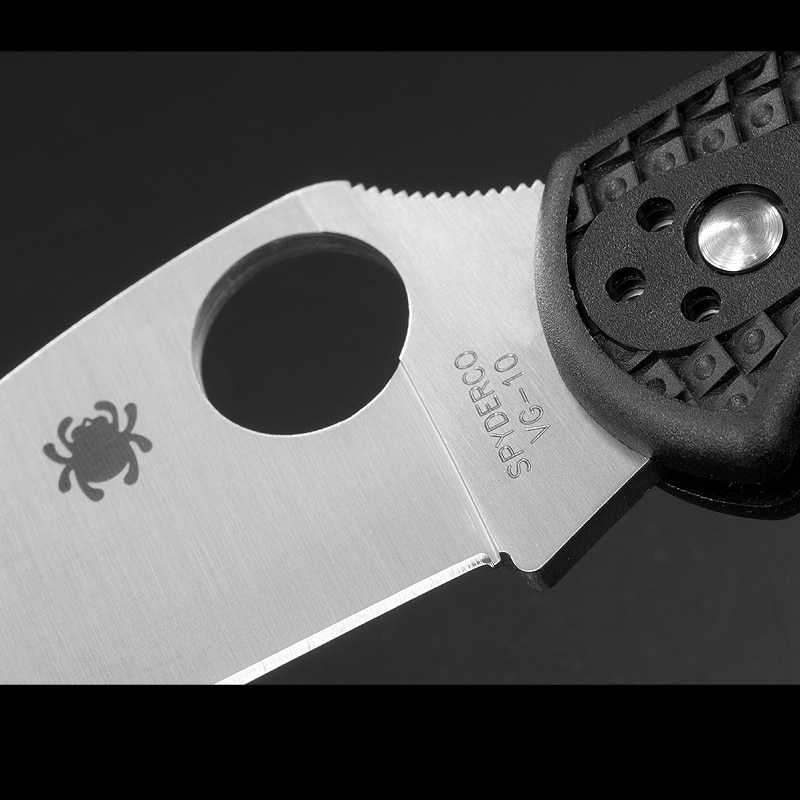 Spyderco Delica 4 Lightweight Wharncliffe