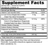 Move Eeez Powder - Supplement Facts