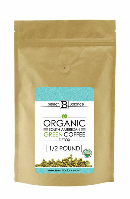 Detoxing Green Coffee Grounds