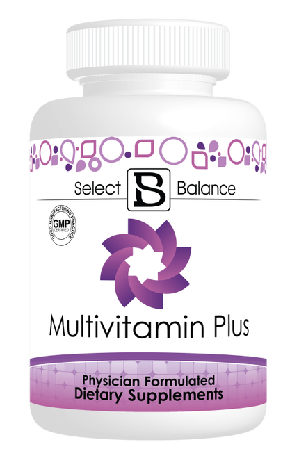 Multivitamin Plus (Complete Vitamins + Minerals)