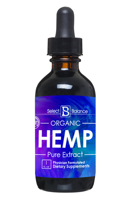 Hemp - Organic Pure Extract