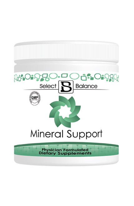Mineral Support Powder | Select Balance Supplements