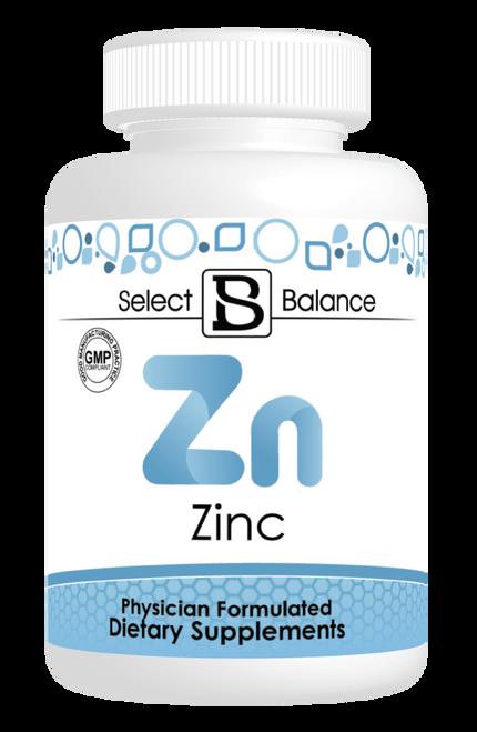 Zinc   Select Balance Supplements