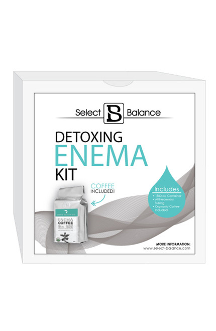 Detoxing  Coffee Enema Kit
