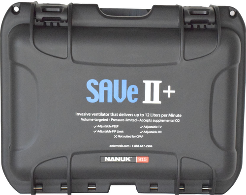 SAVe II+ Hard Case (F20065)