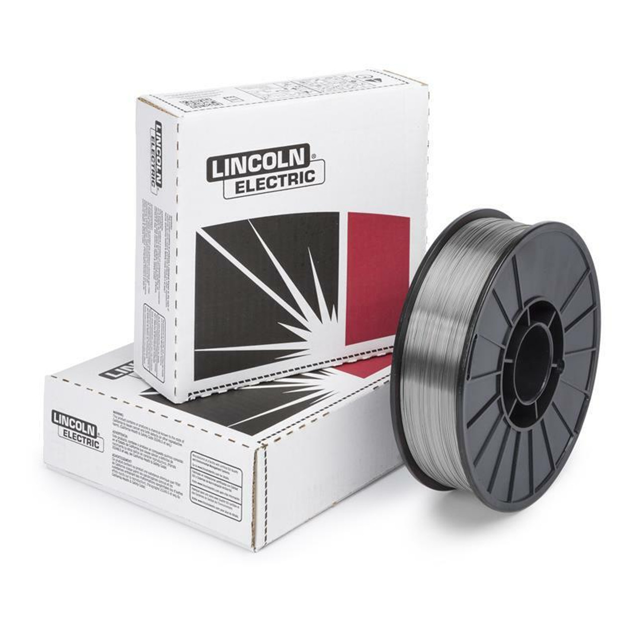 Lincoln NR-211-MP Flux Cored MIG Welding Wire 10 lb Spool - .035