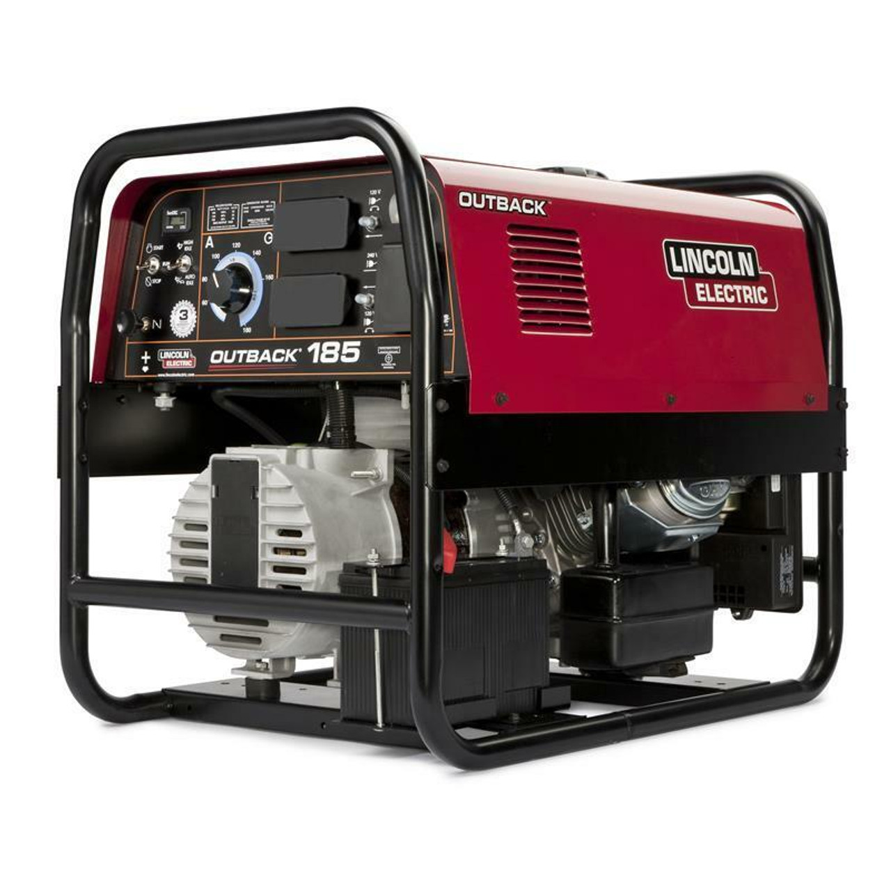Lincoln Outback 185 Welder Generator K2706-2
