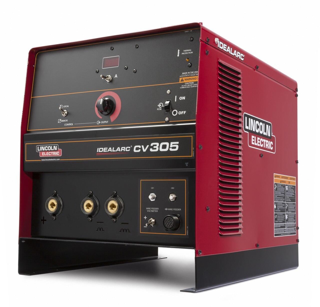 Lincoln Idealarc CV305 MIG Welder K2400-1