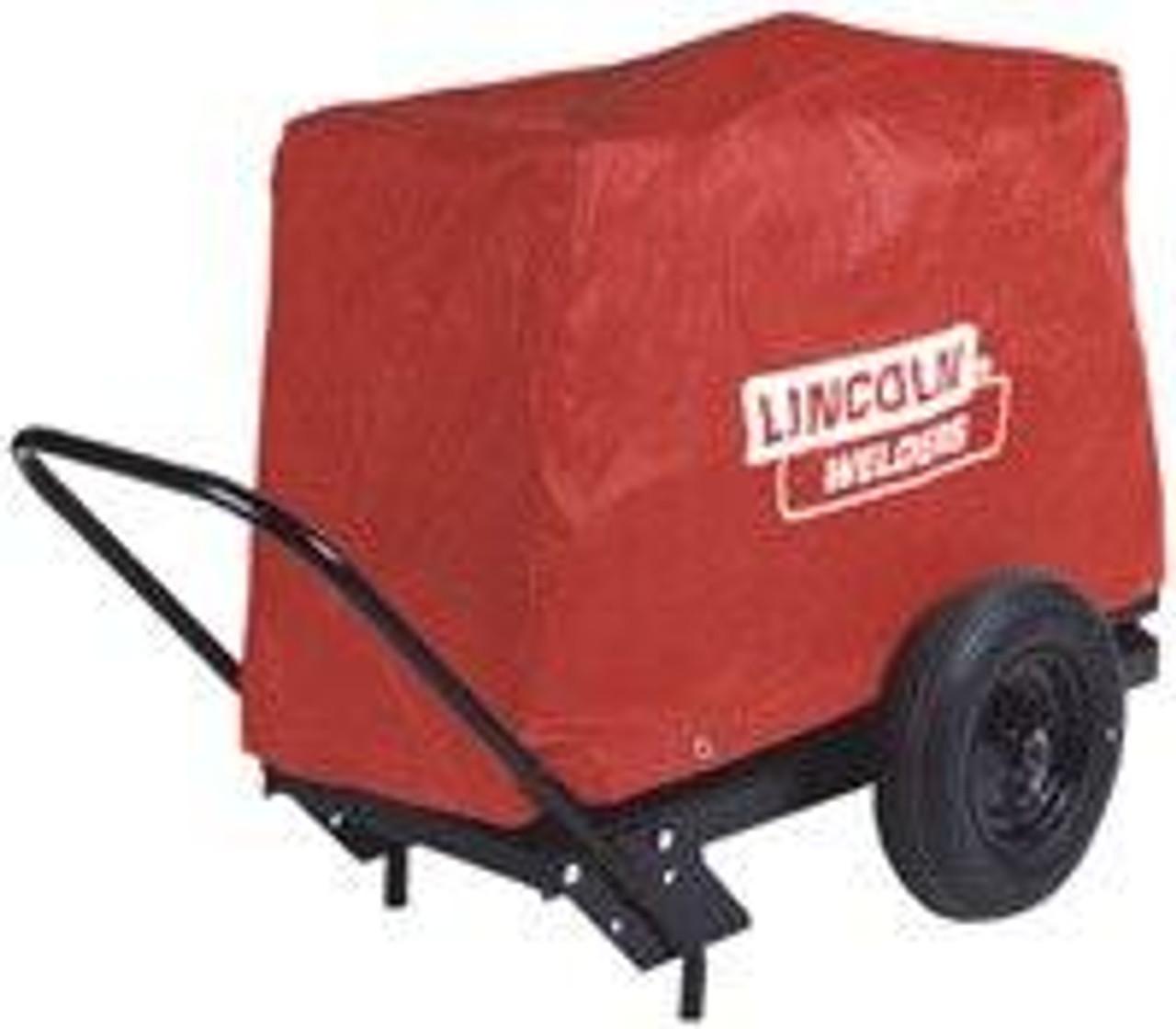 Lincoln Ranger Canvas Cover K886-1