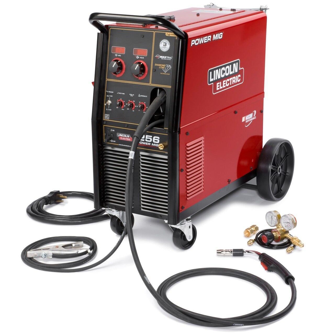 Lincoln Power MIG 256 MIG Welder K3068-1