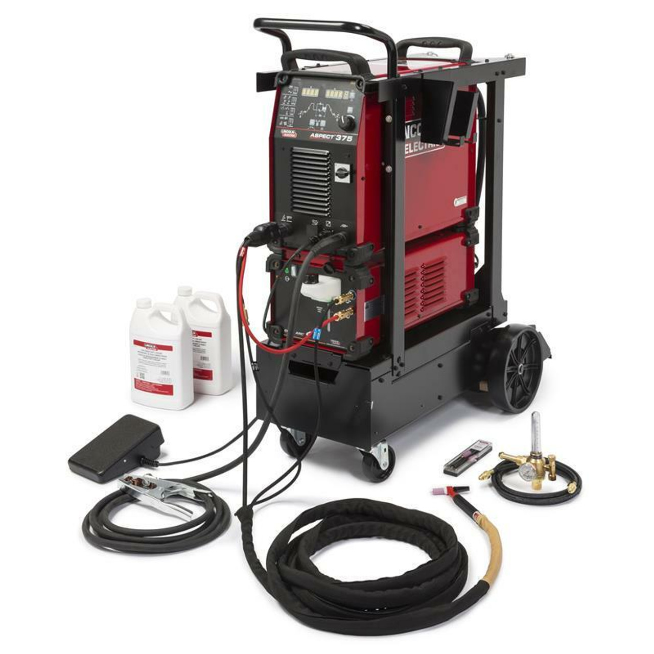 Lincoln Aspect 375 AC/DC TIG Welder Ready-Pak K3946-2