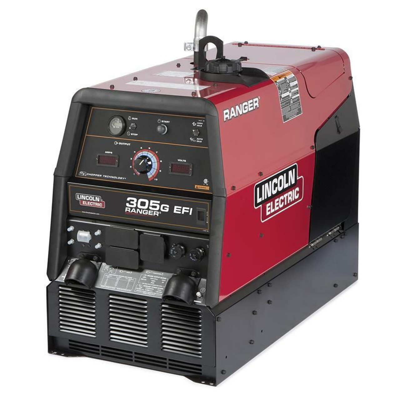 Lincoln Ranger 305 G EFI Engine Driven Welder Kohler K3928-1