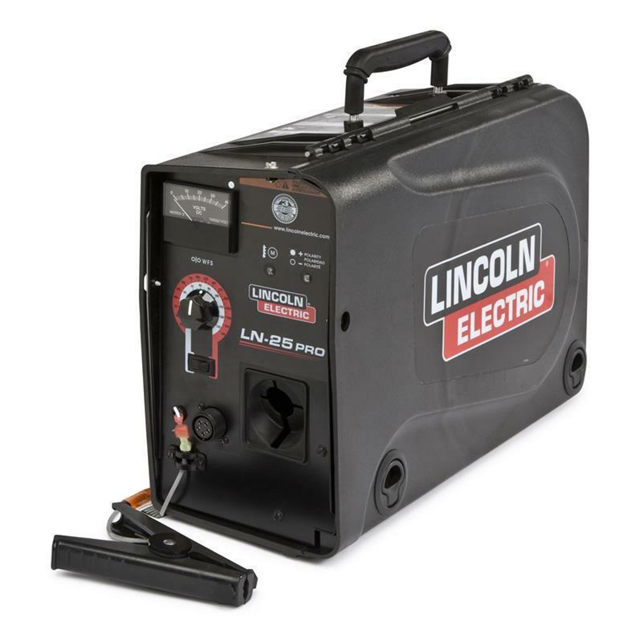 Lincoln LN-25 PRO Portable Industrial Wire Feeder K2613-5