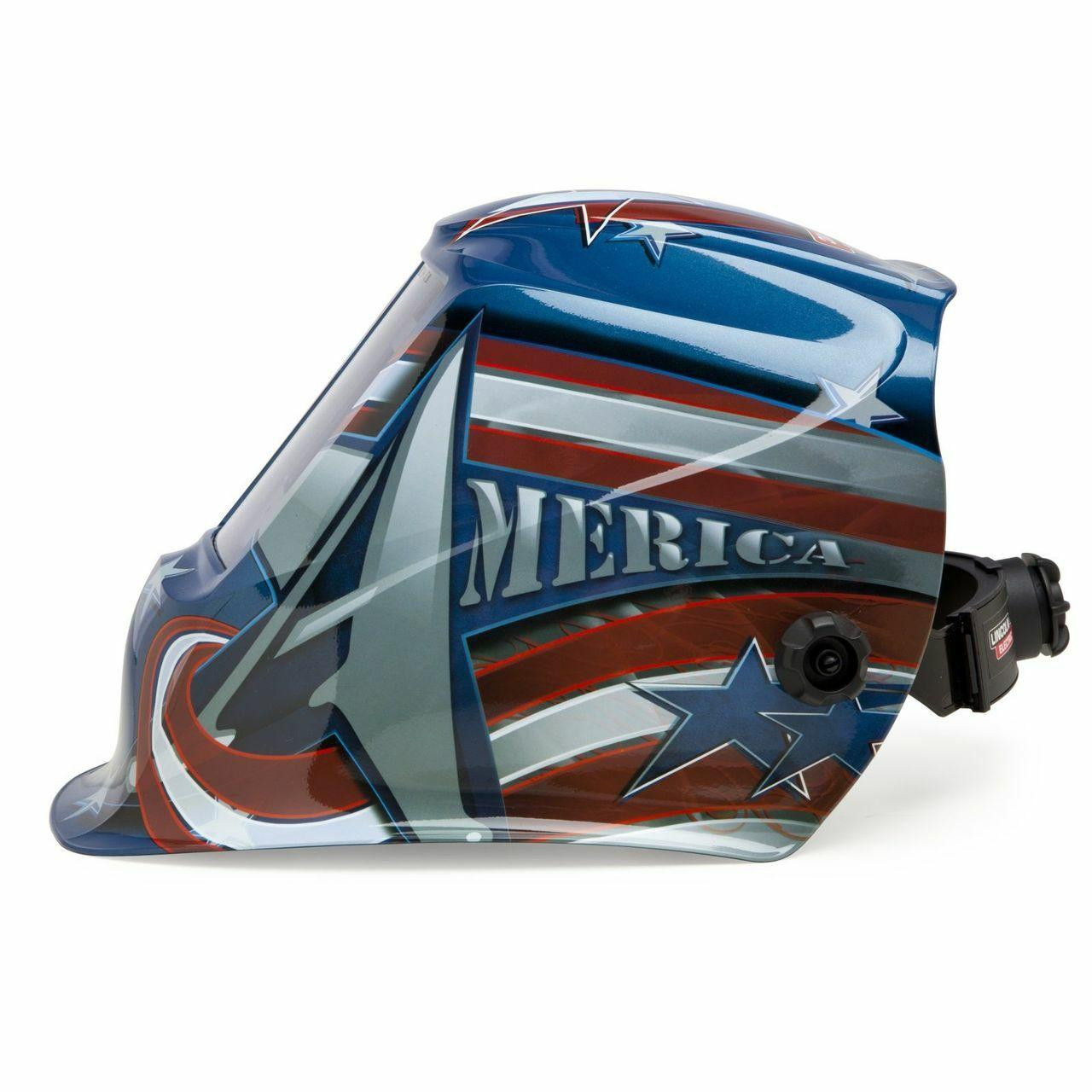 Lincoln Viking All American 1840 Welding Helmet K3173-3