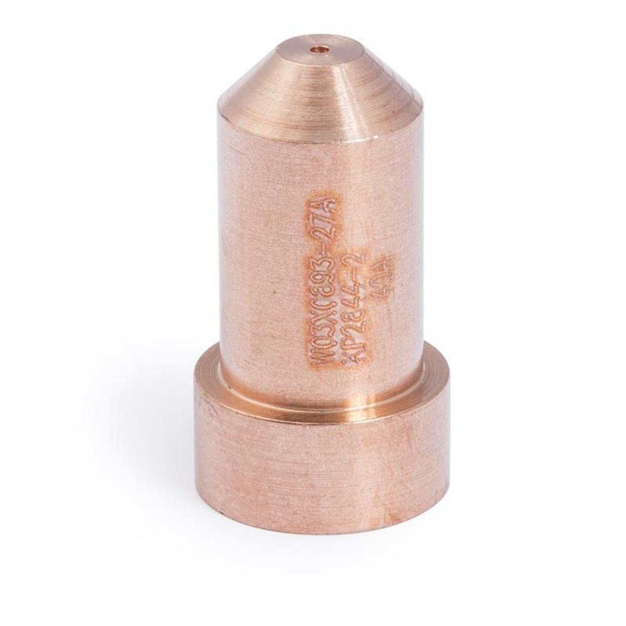 Lincoln Tomahawk 1000 Plasma 40 Amp Nozzles 5 Pack KP2844-2