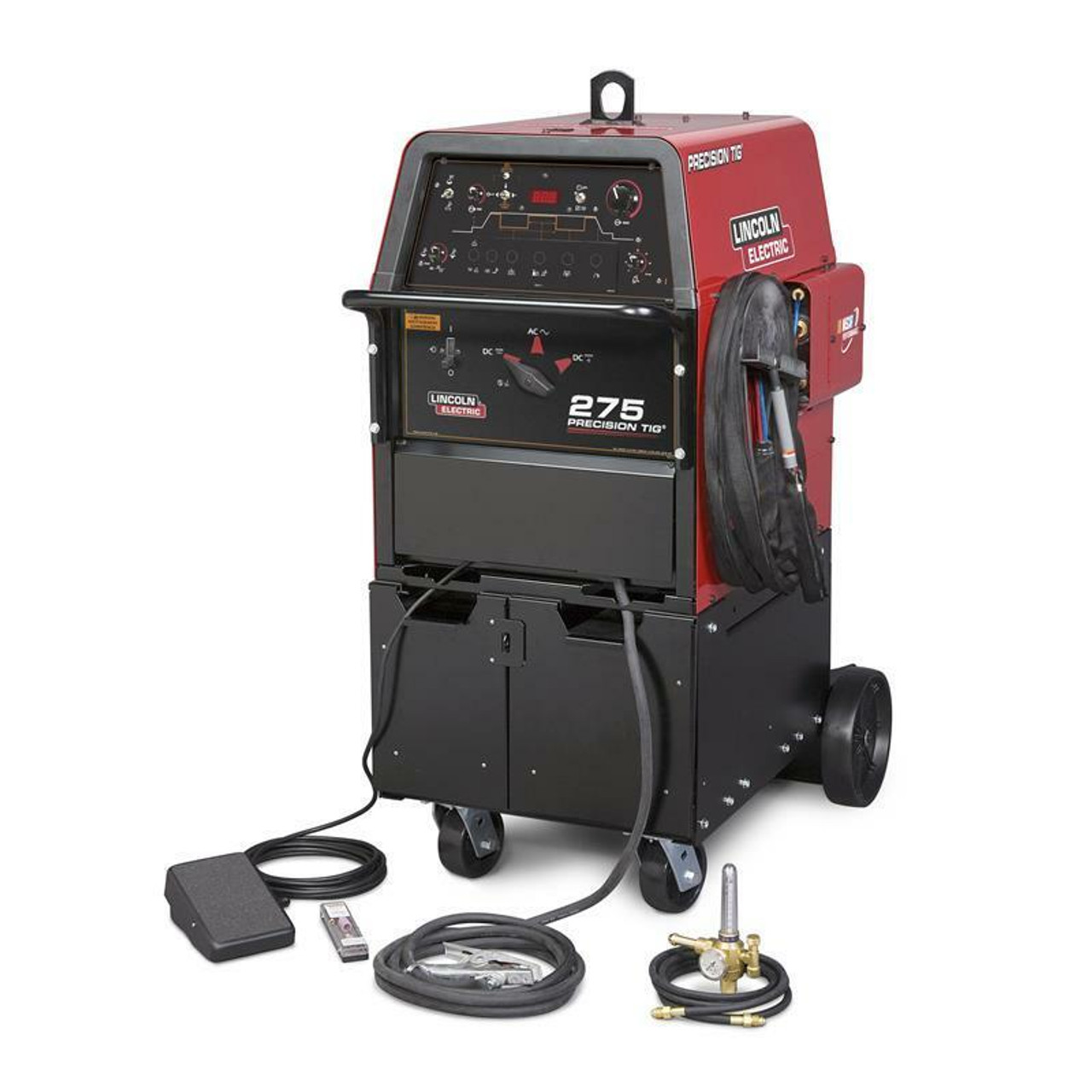 Lincoln Precision TIG 275 TIG Welder Ready Pak K2618-1