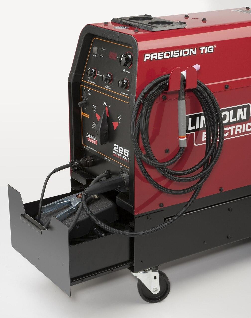 Lincoln Precision TIG 225 TIG Welder Ready-Pak with Cart K2535-2