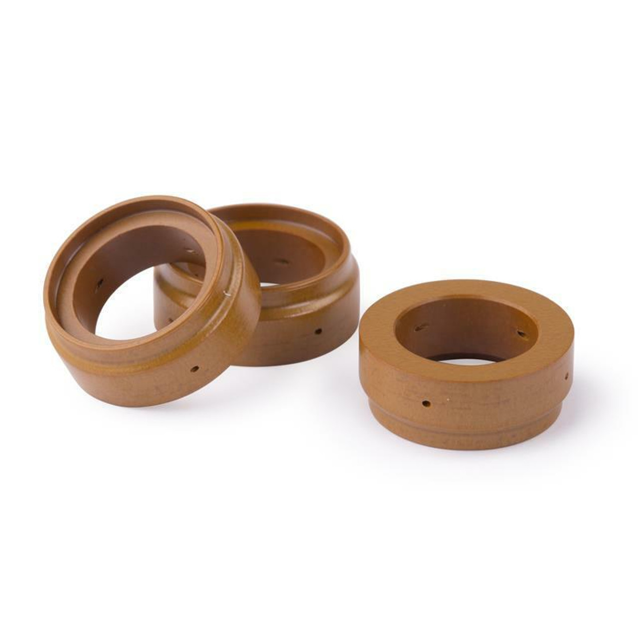 Lincoln Tomahawk 1000 Plasma Swirl Ring 3 Pack KP2844-14