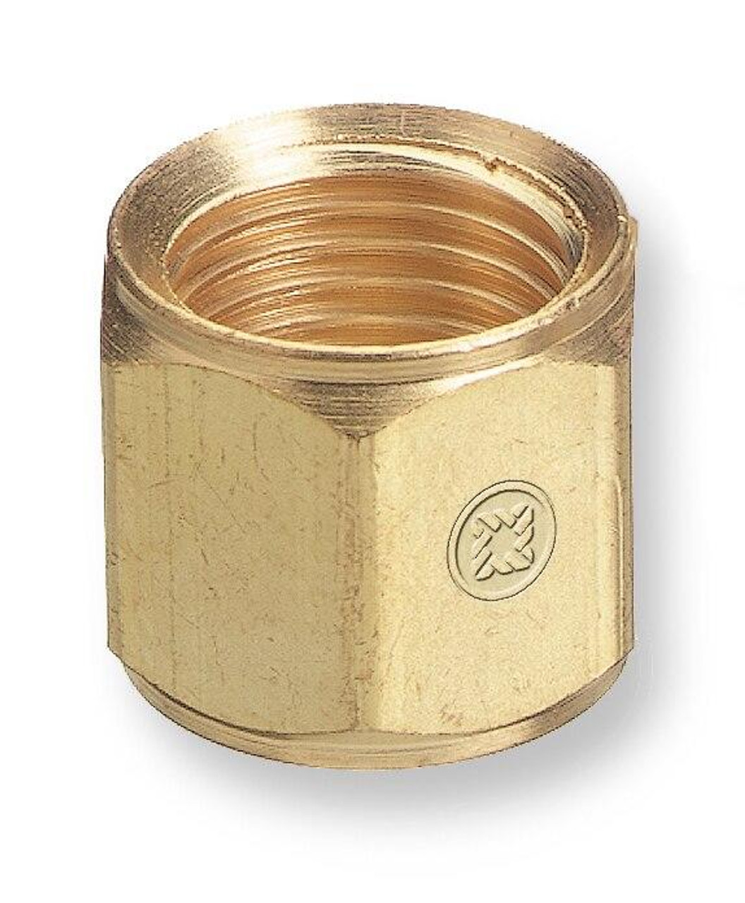 Western Enterprises 7 B Size 200 PSI Brass Nuts - Pack of 5