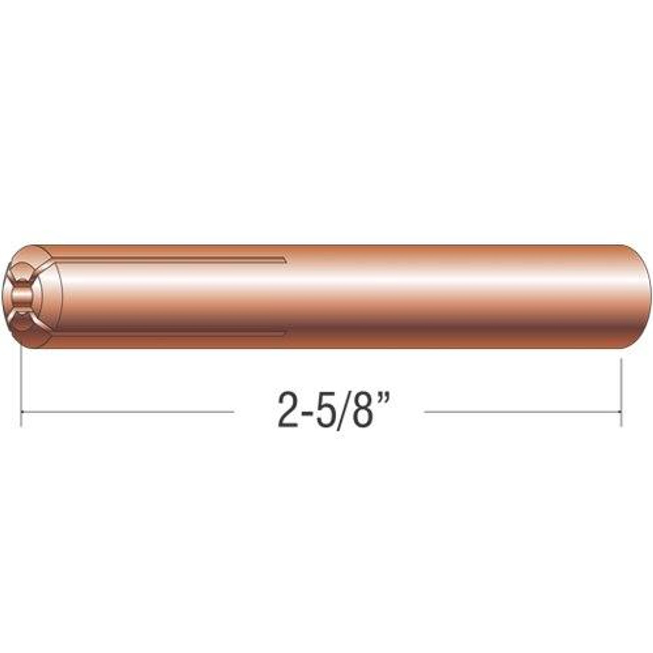 Profax 57N45 Collet .040 27 Series Torch Pack of 5