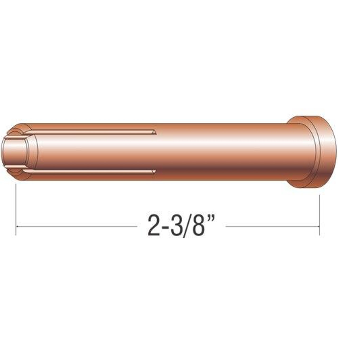 Profax 85Z14 Collet 1/16 12 TIG Torch - 2 Pack
