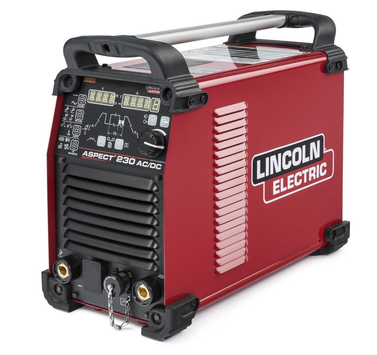 Lincoln Aspect 230 AC/DC TIG Welder K4340-1