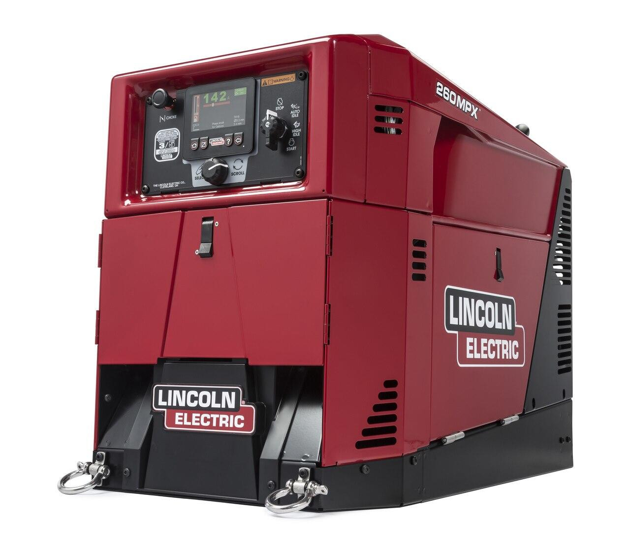 Lincoln Ranger 260MPX Engine Welder Generator K3458-1