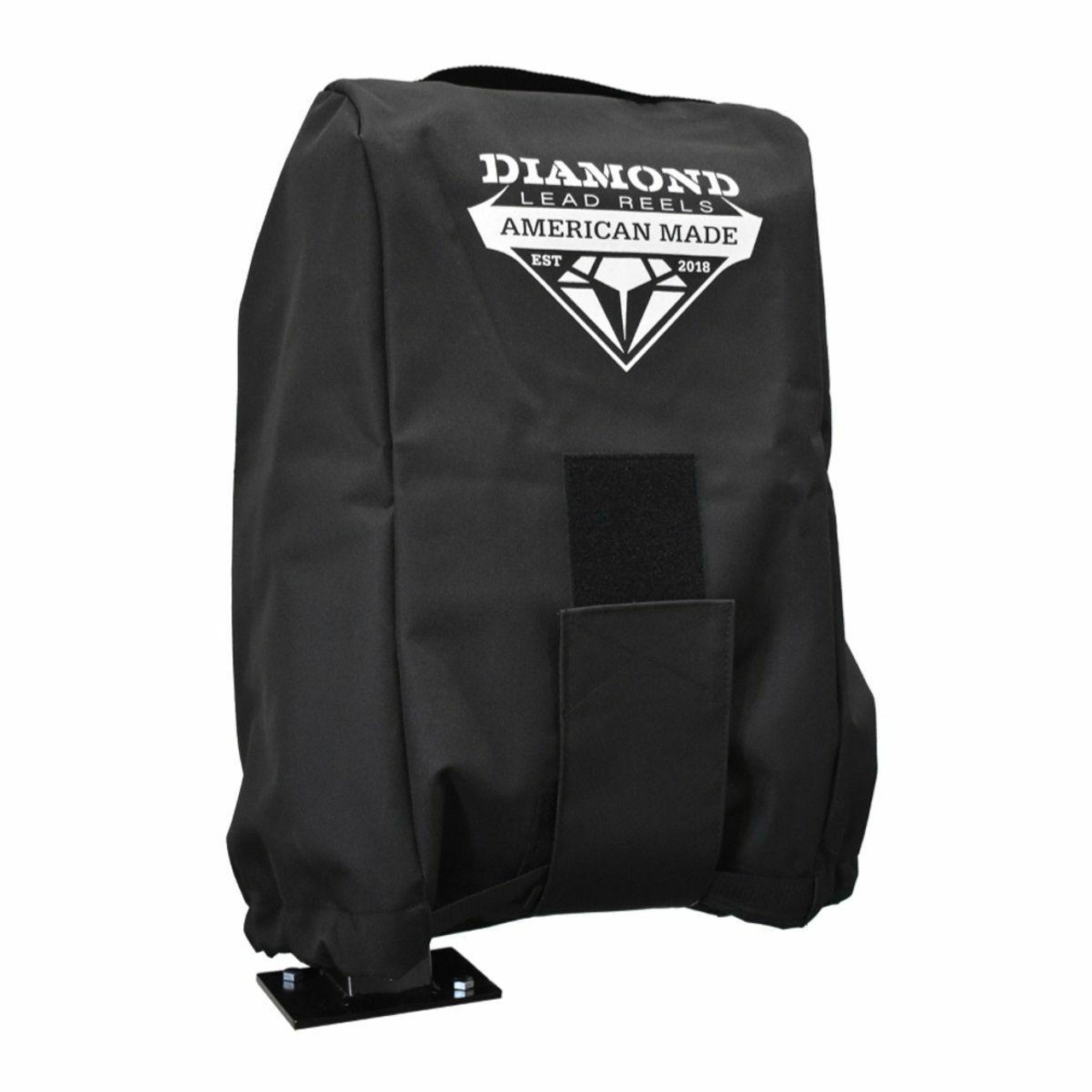 Diamond Lead Reels Double Reel Cover - AWCDBL-BLK