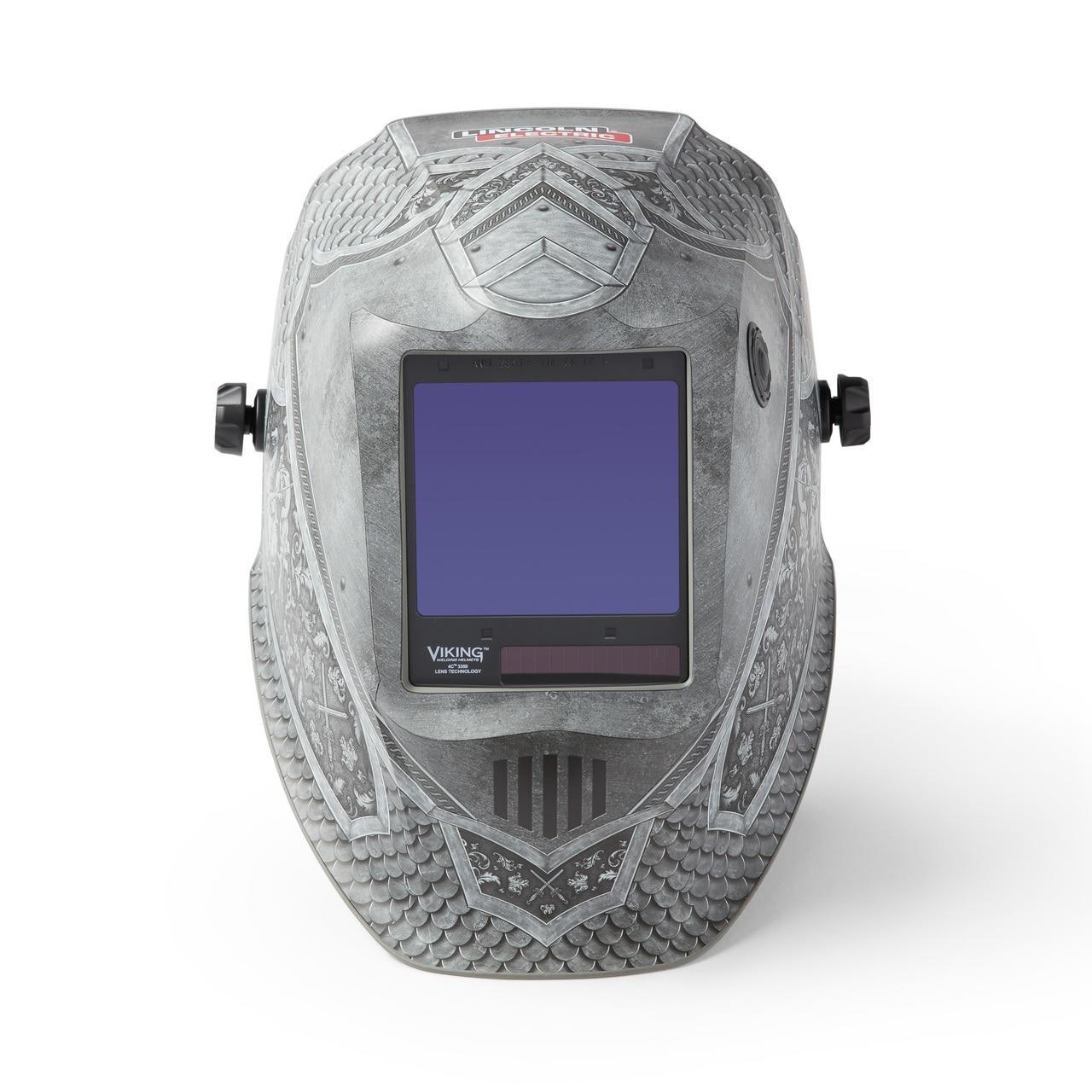 Lincoln Viking 3350 Medieval Welding Helmet K4671-4