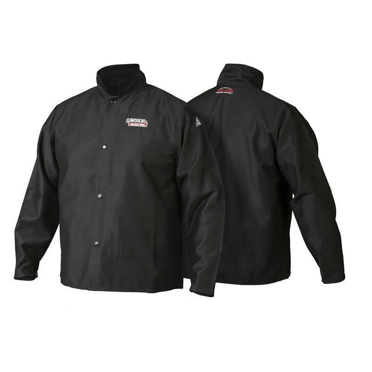 Lincoln Traditional FR Cloth Welding Jacket K2985