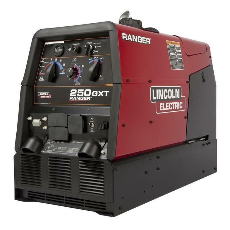 Lincoln Ranger 250 GXT Engine Welder Generator K2382-4