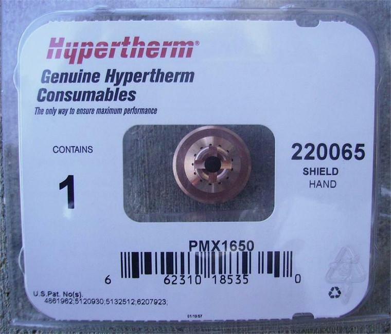 Hypertherm 220065 Powermax 1650 100 Amp Hand Cutting Shield
