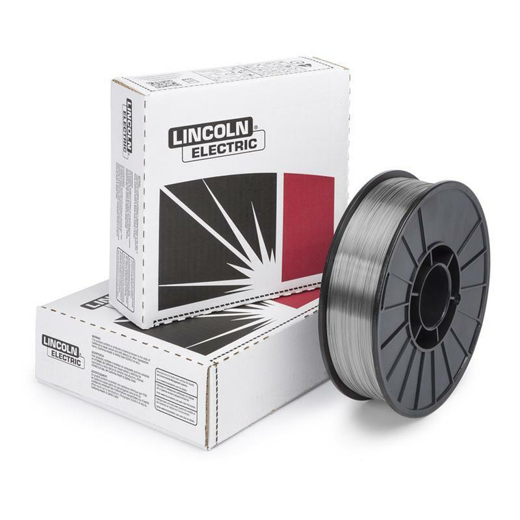 Lincoln NR-211-MP Flux Cored MIG Welding Wire 10 lb Spool - .030