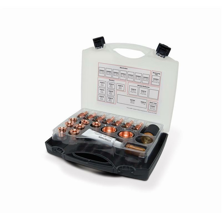 Hypertherm 851468 Powermax 85 Essential Handheld Cutting Consumable Kit