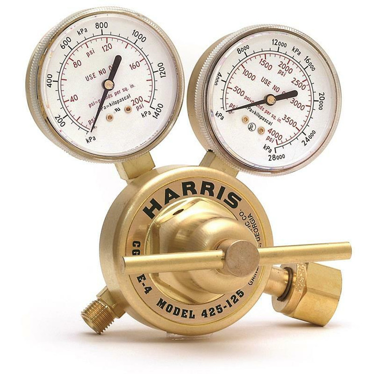 Harris Model 425 Acetylene Single Stage Regulator 425-15-300 - 3000816