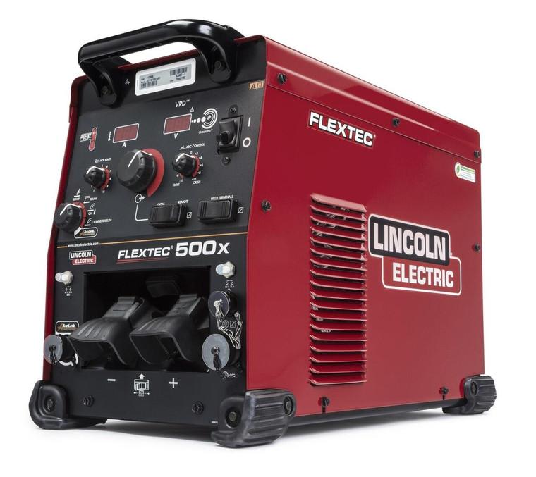 Lincoln Flextec 500X Multi-Process Welder K3607-1