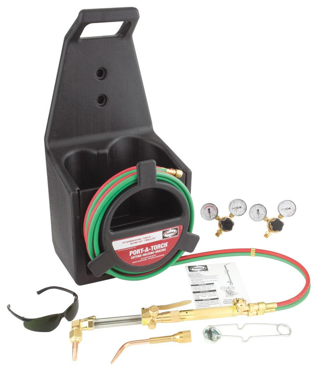 Harris Model 85601-200 STD Port-A-Torch Kit without Cylinders 4403213