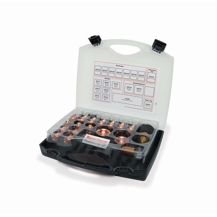 Hypertherm 851479 Powermax 30 XP Essential Handheld Cutting Consumable Kit