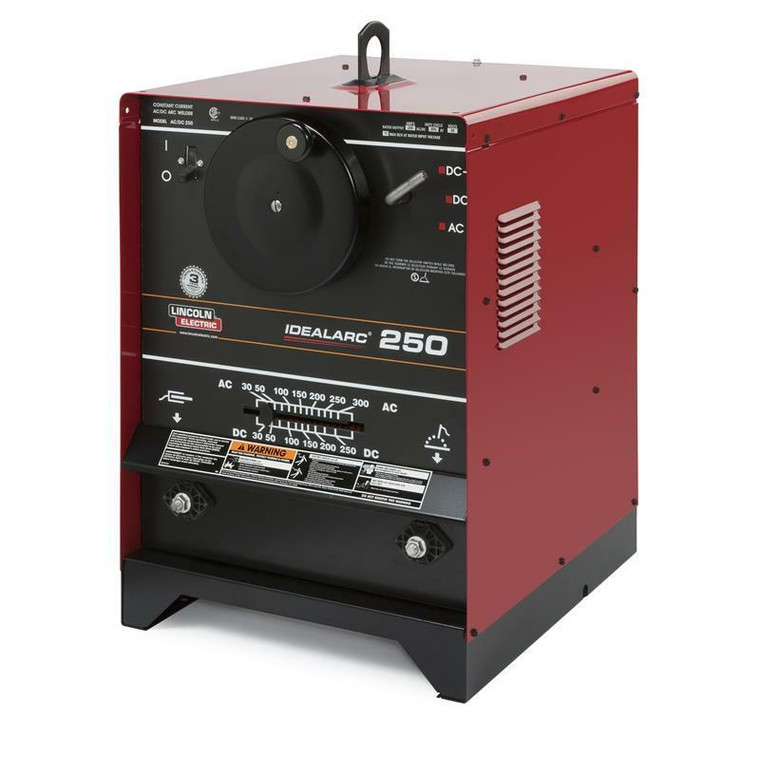 Lincoln Idealarc 250 AC/DC Stick Welding Power Source K1053-8