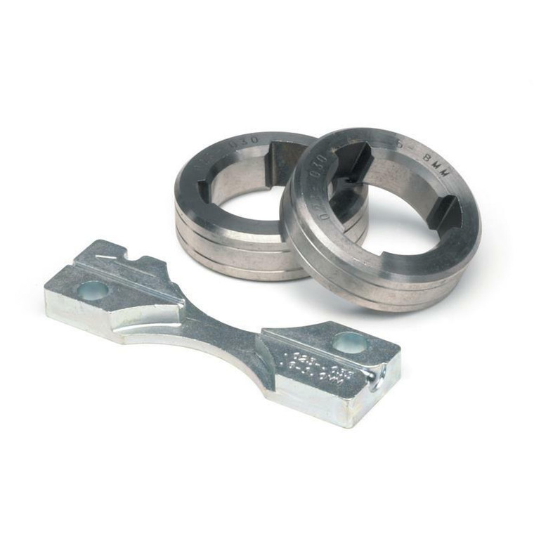 Lincoln Drive Roll Kit - Combination .035 - .045 Solid Wire KP1696-1
