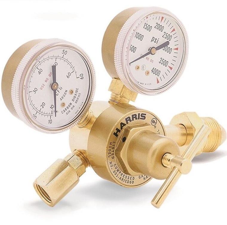 Harris 301-AR60-580 Flowgauge Regulator - 3000163