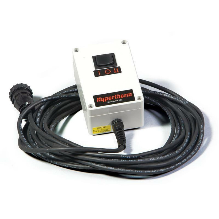 Hypertherm 25 Remote On/Off Pendant for Machine Torches 128650