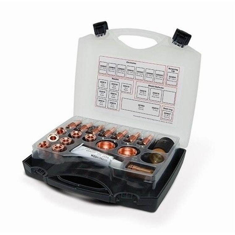 Hypertherm 851465 Powermax 65 Essential Handheld Cutting Consumable Kit