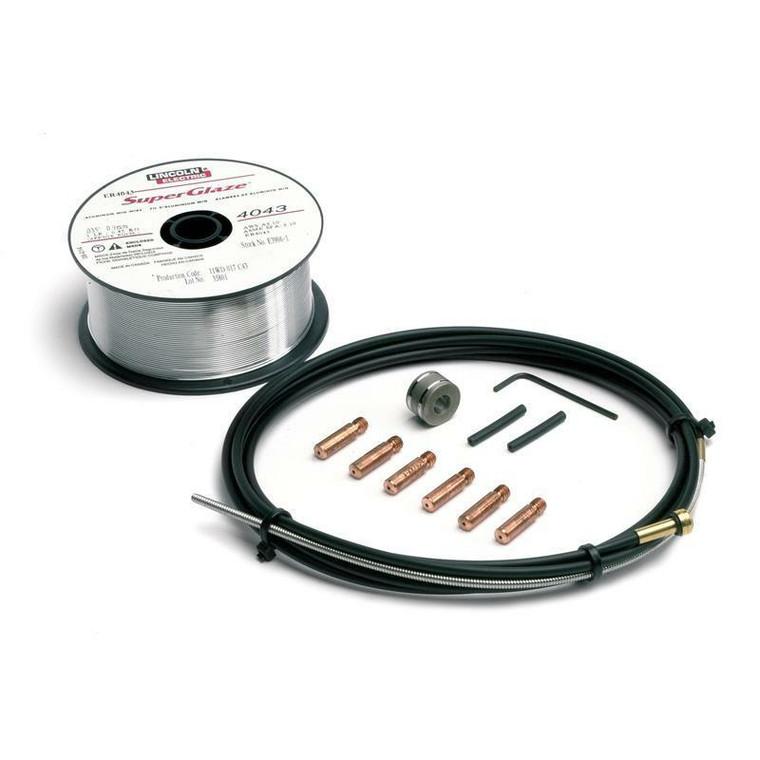 Lincoln .035 Aluminum Welding Kit K664-2