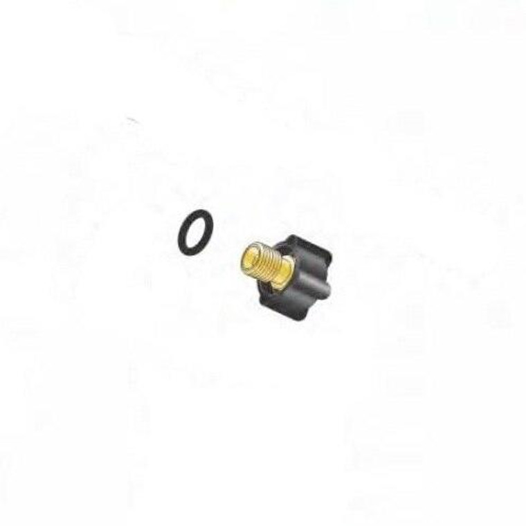 Profax 41V33 Short Back Cap with O-Ring for 9-20 Series TIG Torches - 5 Pack