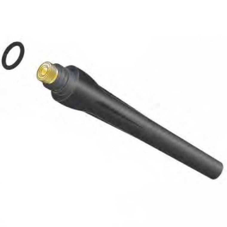 Profax 57Y02 Long Back Cap with O-Ring for 17-18-26 Series TIG Torches - 5 Pack