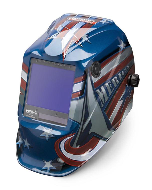 Lincoln Viking 3350 All American Welding Helmet K3175-4