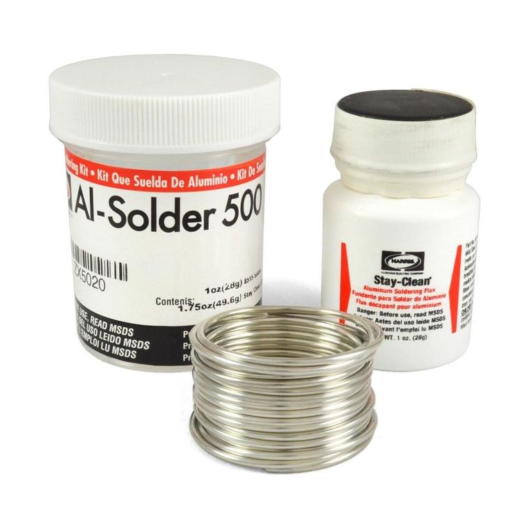 Harris Al-Solder 500 Aluminum Solder Kit 500K
