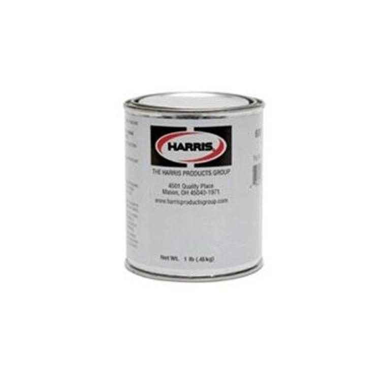Harris 600 Powder Flux General Purpose Brazing Flux 1 lb Can